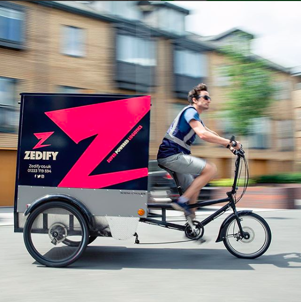 CDL is now even greener with zero-emission deliveries