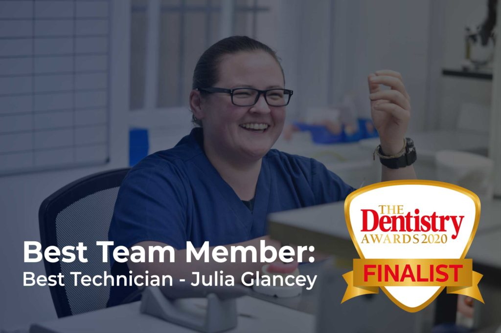 Dentistry-award-2020-Julia-Best-team-member-(s)