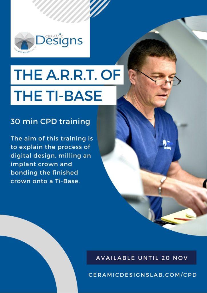 Jon CPD-the art of the ti-base