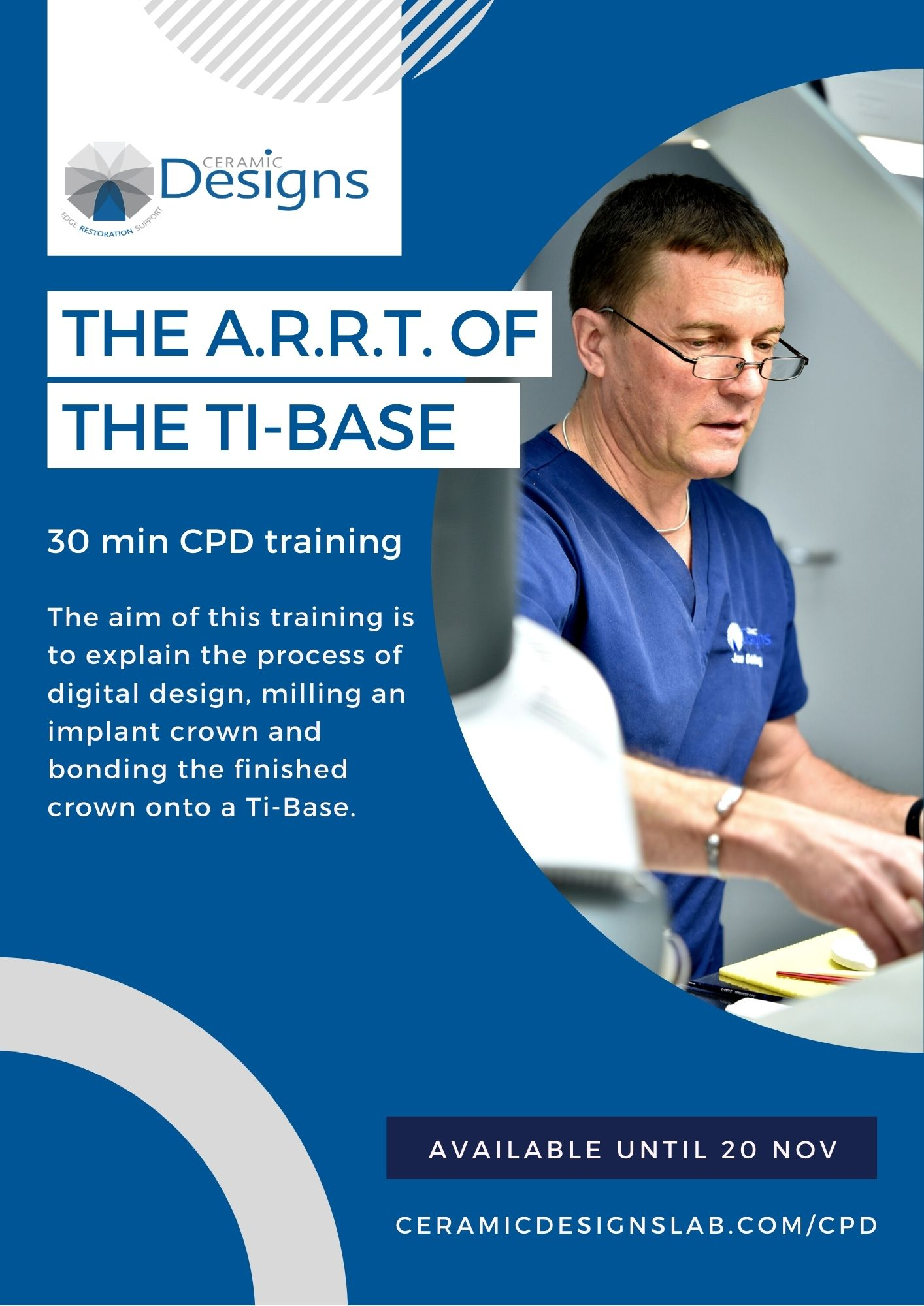 Jon CPD-the art of the ti-base