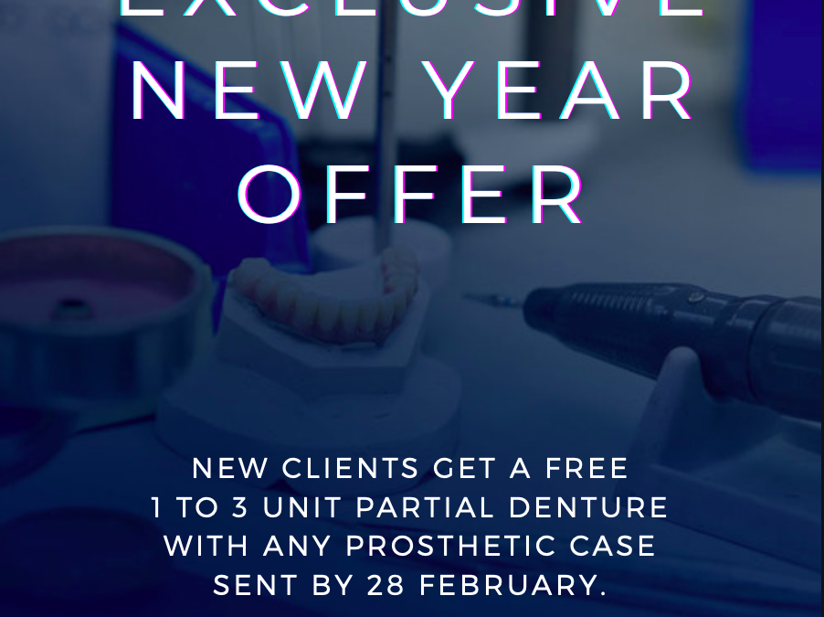 Exclusive New Year offer!
