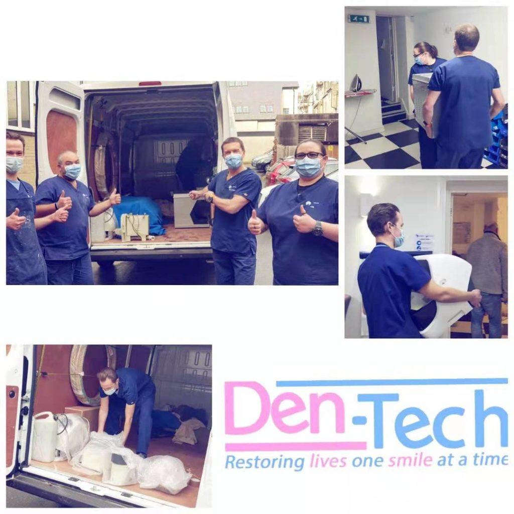 Dentech charity work