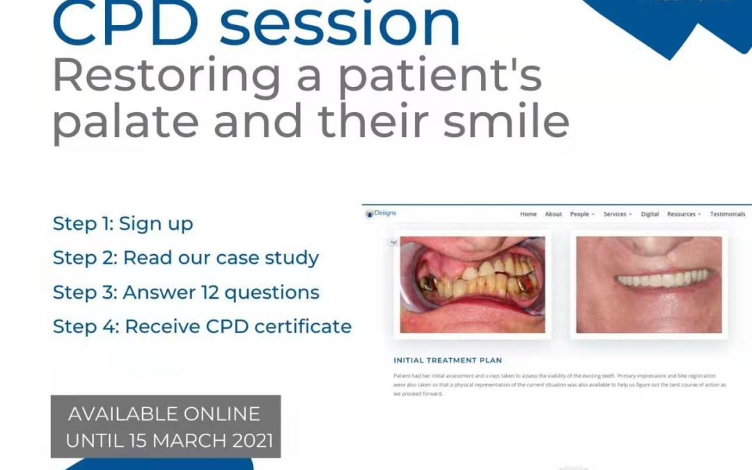 Discover more about our latest free CPD training