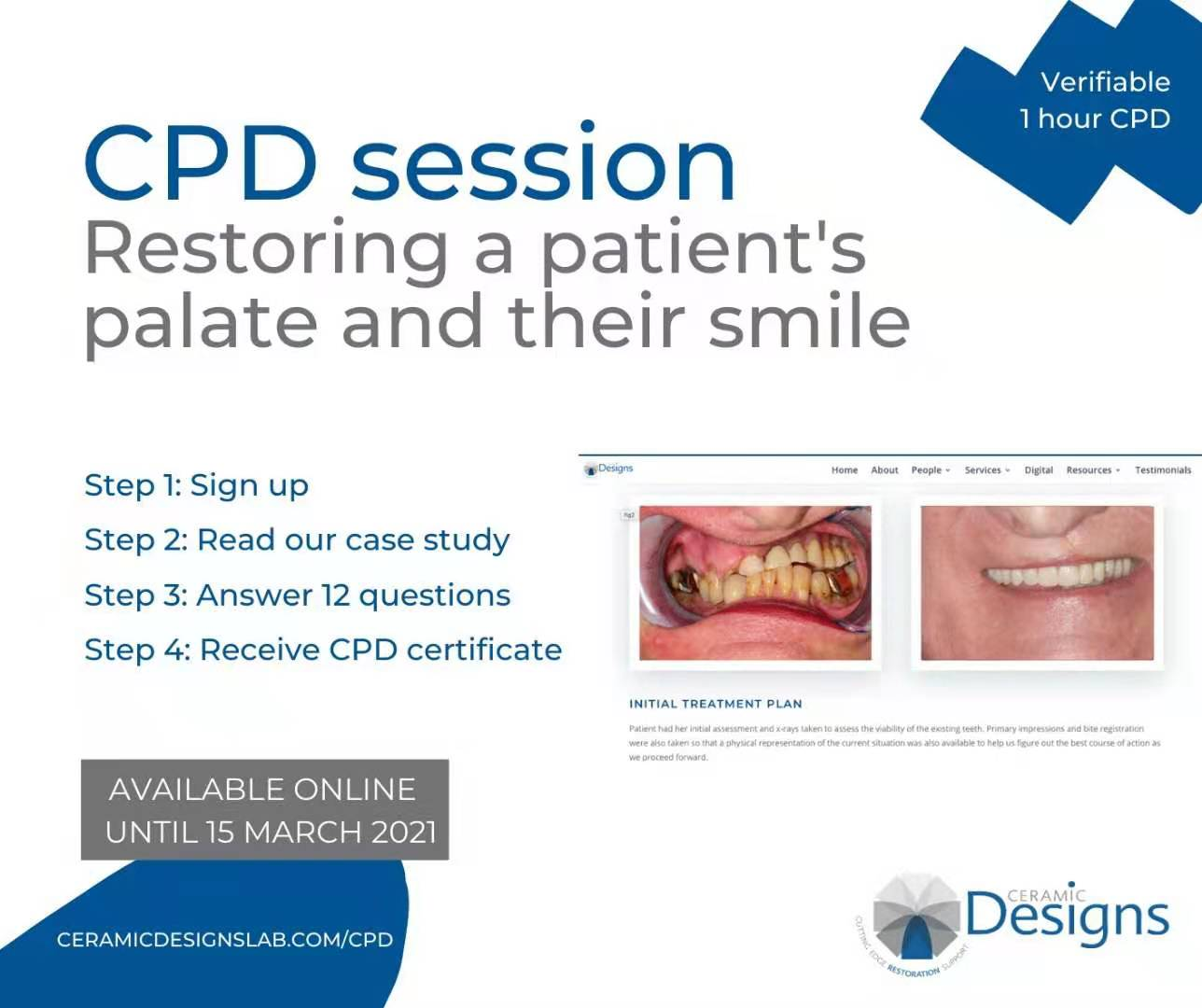 cpd session cdl