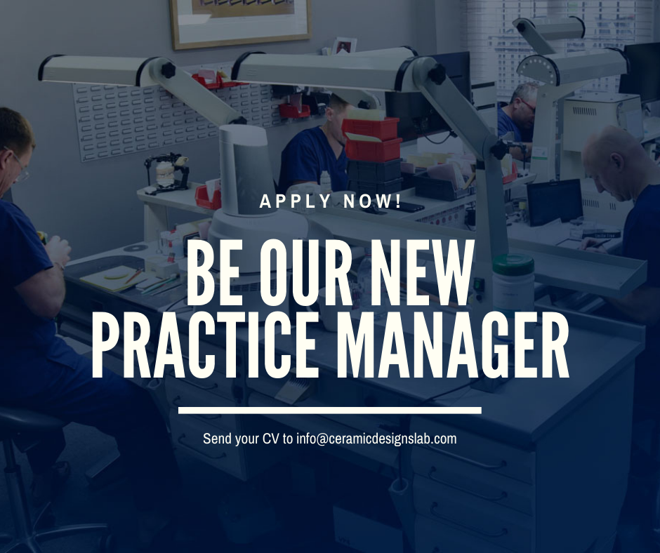 Looking for new practice manager